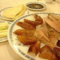 北京樓的北京烤鴨