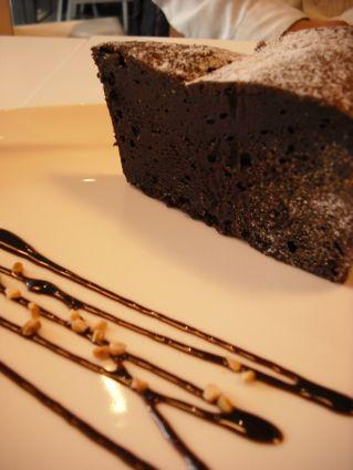 慕夏的巧克力蛋糕