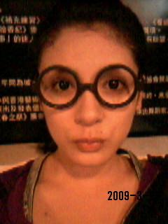 搞怪的眼鏡