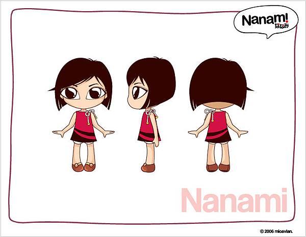 Nanami settin'