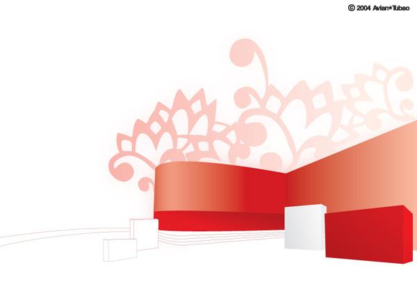 Shiseido 沒有被採用的圖 (2004)