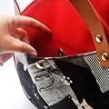 大圓包01-正反面皆有磁釦口袋