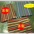 棉布 12 原民優雅條紋兩款