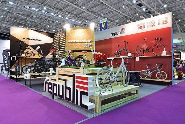 3月自行車展7