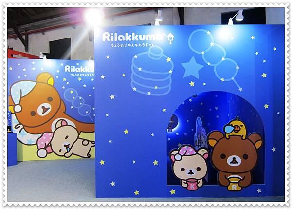 拉拉熊展覽設計12
