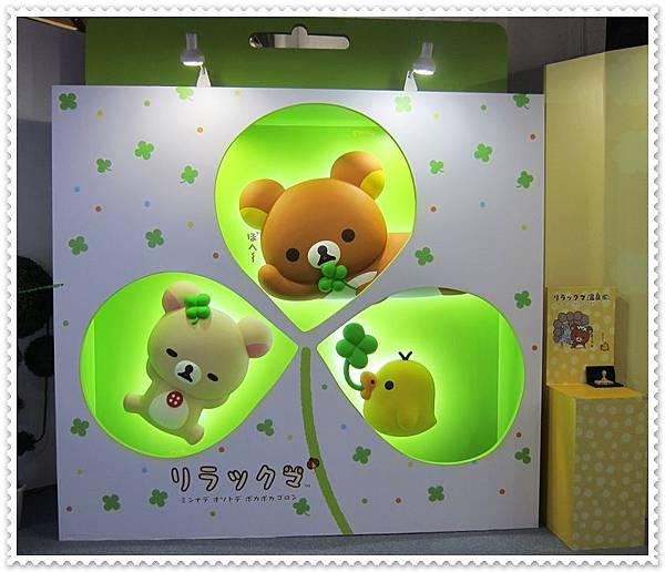 拉拉熊展覽設計8
