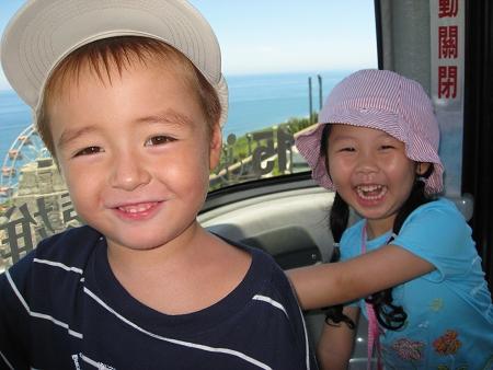 我家的兩個皮蛋 (2009-7)