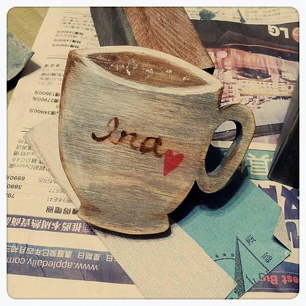 杯墊-nana