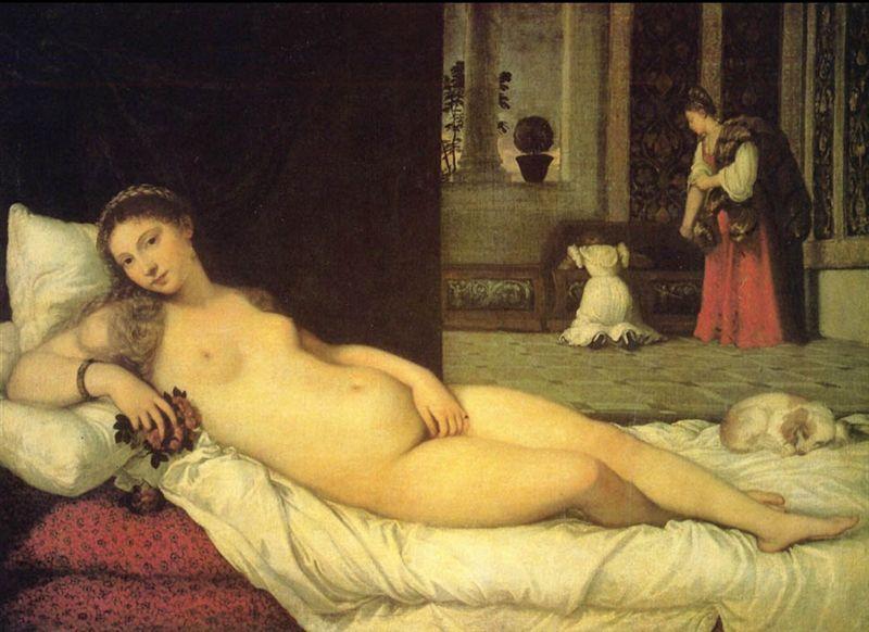 Titian048、烏爾比諾的維納斯 Venus of Urbino、1538.jpg