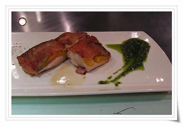 主餐--普羅旺斯雞排