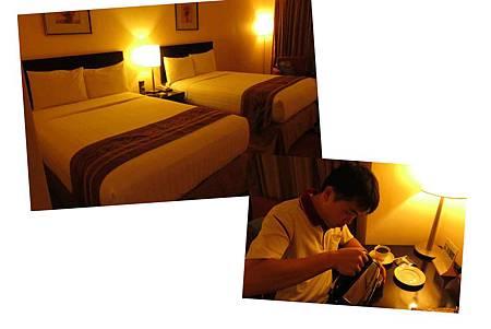 第一天飯店