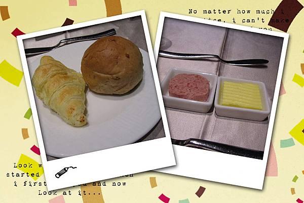 餐前麵包+鵝肝、奶油醬.jpg