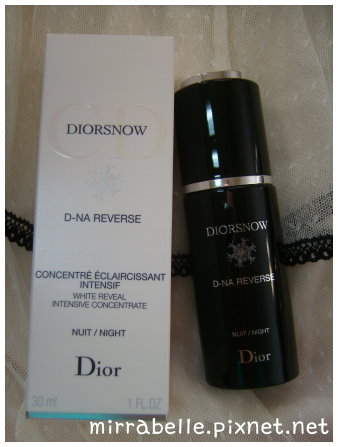 Dior雪晶靈DNA黑鑽夜間修護精華.jpg