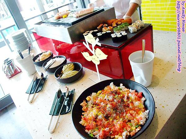 blog 1010316 W飯店 the kitchen table美食04