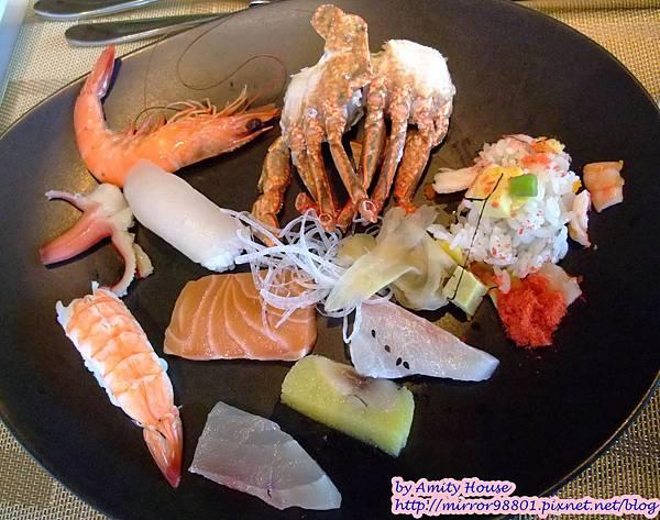 blog 1010316 W飯店 the kitchen table美食06