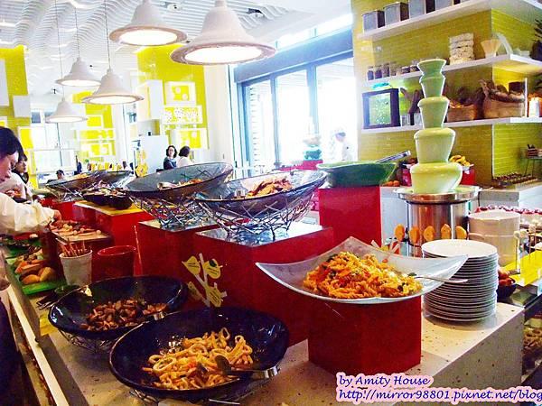 blog 1010316 W飯店 the kitchen table美食07