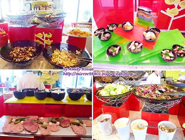 blog 1010316 W飯店 the kitchen table美食08