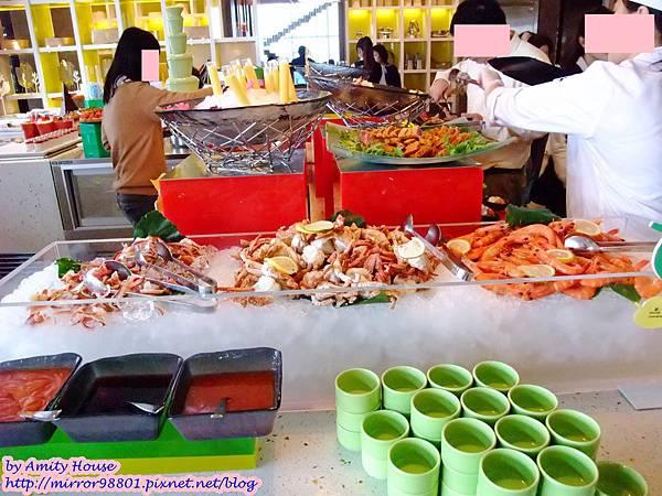 blog 1010316 W飯店 the kitchen table美食09