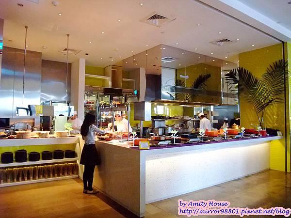 blog 1010316 W飯店 the kitchen table美食11