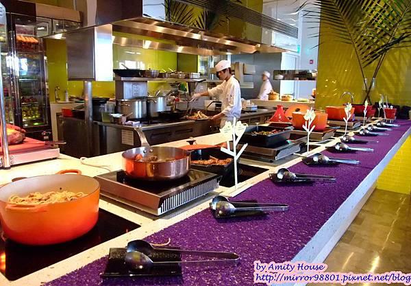 blog 1010316 W飯店 the kitchen table美食13