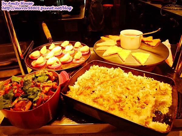 blog 1010316 W飯店 the kitchen table美食17