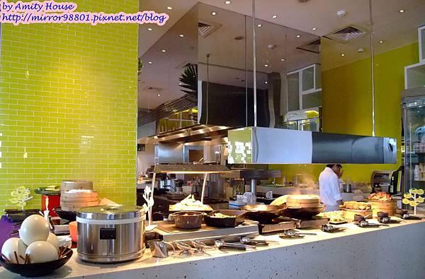 blog 1010316 W飯店 the kitchen table美食22