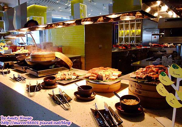 blog 1010316 W飯店 the kitchen table美食24