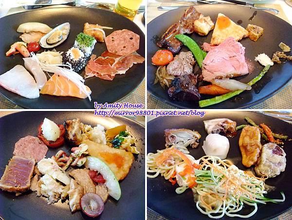 blog 1010316 W飯店 the kitchen table美食28