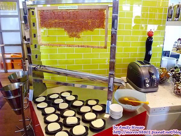 blog 1010316 W飯店 the kitchen table美食31