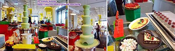 blog 1010316 W飯店 the kitchen table美食37