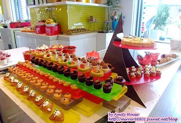 blog 1010316 W飯店 the kitchen table美食38