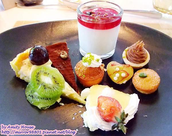 blog 1010316 W飯店 the kitchen table美食43