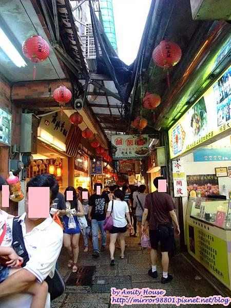blog 1010825 黃金山城九份老街06
