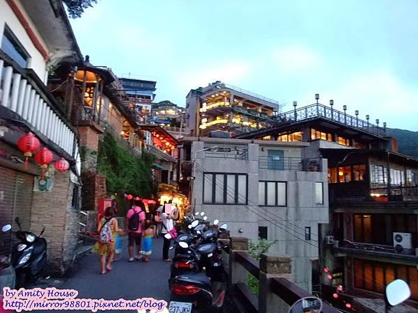 blog 1010825 黃金山城九份老街09