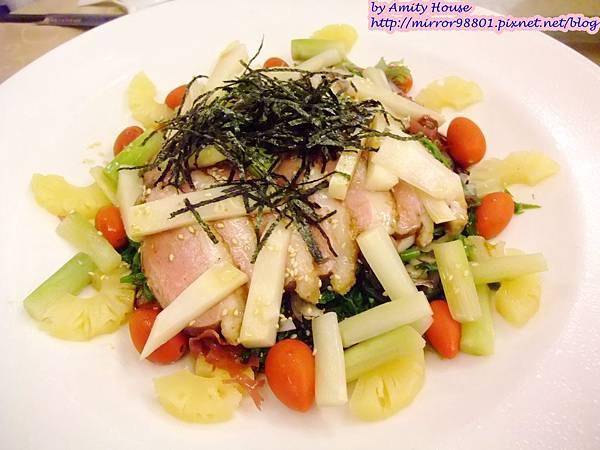 1010830 祥瑞渡小月餐廳04合風野菜合鴨