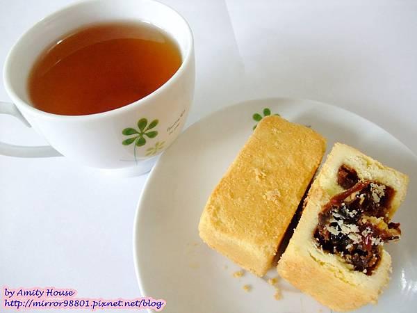 101 Sep 湯本烘焙坊 黃金磚荔枝酥禮盒 天然花粉麵包14