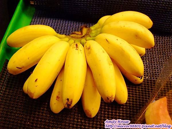 1010917 烏來老街18烏來老街117號水果攤 蛋蕉