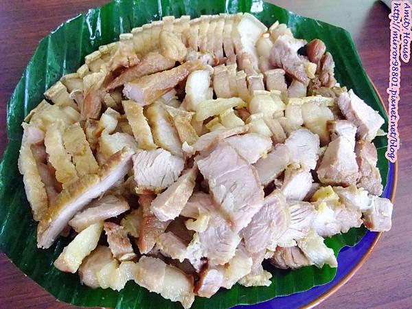 1010917 給樹的家 GESUW給樹營地 泰雅體驗營14山豬肉
