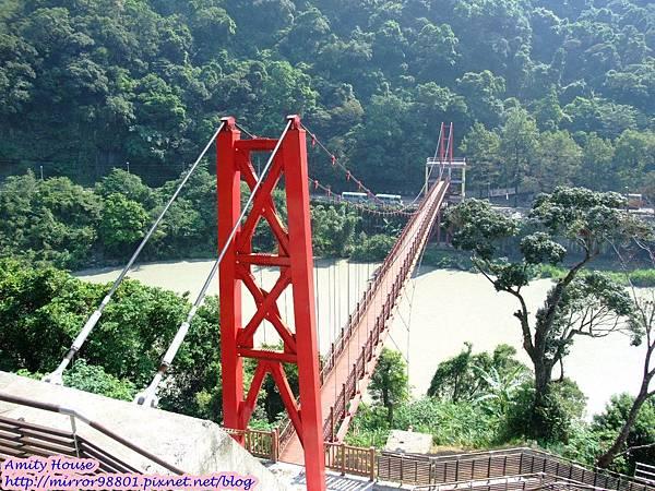 1010917泰雅in烏來 享吃又享玩 2012悠遊部落09烏來吊橋