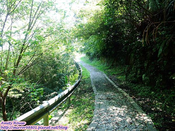 1010917泰雅in烏來 享吃又享玩 2012悠遊部落18烏來瀑布公園步道