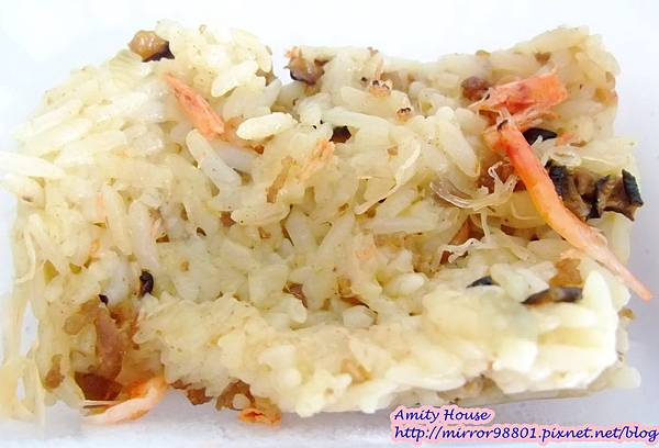 101 Sep 新城彌月油飯24櫻花蝦干貝油飯