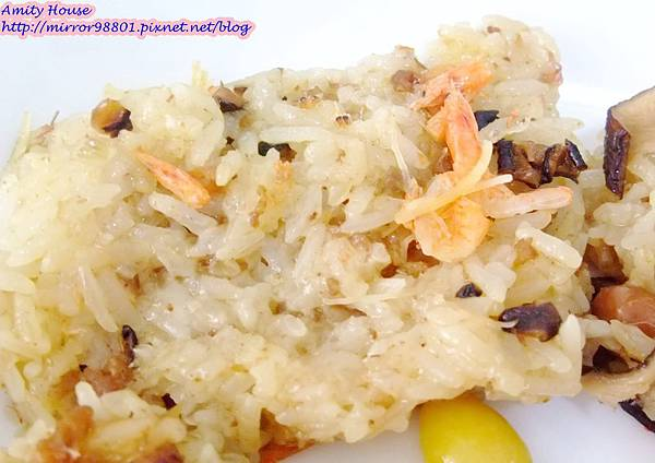 101 Sep 新城彌月油飯25櫻花蝦干貝油飯
