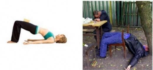 研究證實喝酒具有和瑜珈相同的好處3.jpg