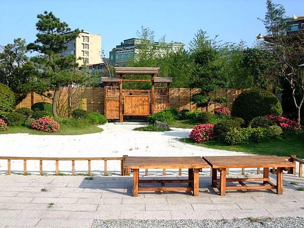 blog 花博 美術 寰宇庭園 日本 遠州之庭-白砂青松5.JPG