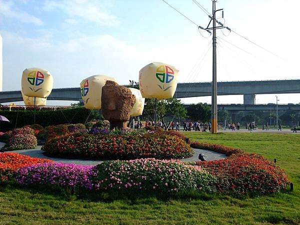 blog 花博 大佳 花圃競賽區 新北市 台北縣02.JPG