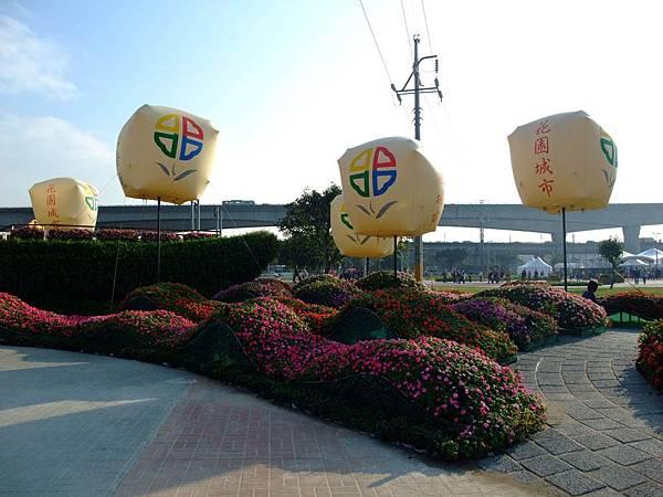 blog 花博 大佳 花圃競賽區 新北市 台北縣03.JPG