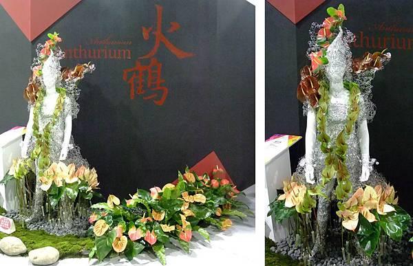 blog 花博 圓山 爭艷館 花舞未來 火鶴 鶴采台灣20.jpg