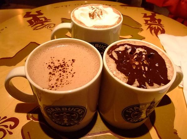 星巴克Starbucks 可可卡布奇諾.JPG