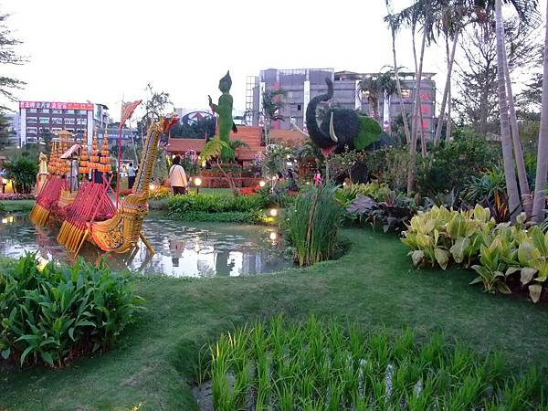 blog 花博 美術 寰宇庭園-泰國綺麗庭園中的祥和01.JPG