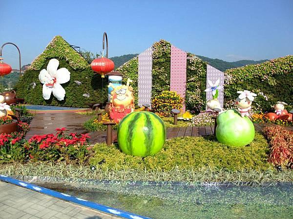 blog 花博 大佳 花圃競賽區 苗栗04.JPG